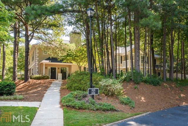 807 Peachtree Forest Ave, Peachtree Corners, GA 30092 (MLS #8646581) :: The Stadler Group