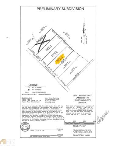 Tract C-0 Mark Woods Road, Dexter, GA 31019 (MLS #8646584) :: The Heyl Group at Keller Williams