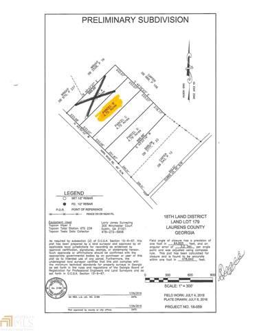 TractB 0 Mark Woods Road, Dexter, GA 31019 (MLS #8646590) :: The Heyl Group at Keller Williams