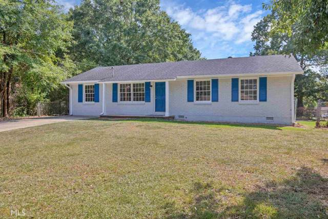 6976 Mary Ct, Riverdale, GA 30274 (MLS #8646605) :: The Realty Queen Team