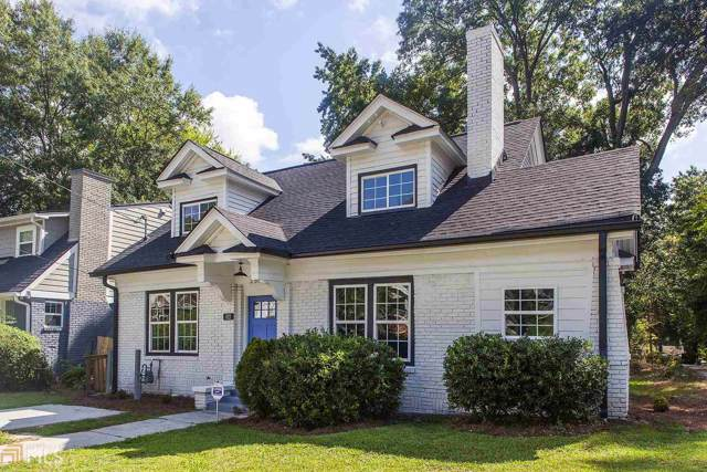 230 SW Wellington St, Atlanta, GA 30314 (MLS #8646611) :: Rettro Group