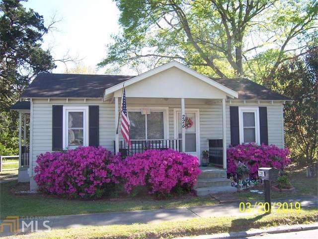 226 E Main, Statesboro, GA 30458 (MLS #8646637) :: RE/MAX Eagle Creek Realty