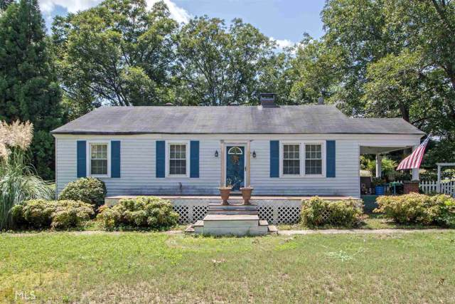 1781 Harbins, Dacula, GA 30019 (MLS #8646652) :: Buffington Real Estate Group