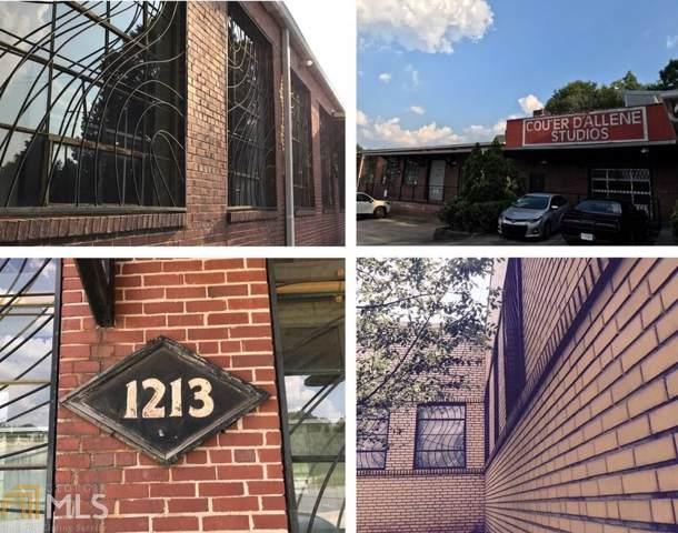 1213 Allene Avenue Sw #106, Atlanta, GA 30310 (MLS #8646660) :: The Durham Team