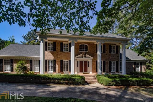 2665 Spalding Drive, Sandy Springs, GA 30350 (MLS #8646679) :: The Durham Team