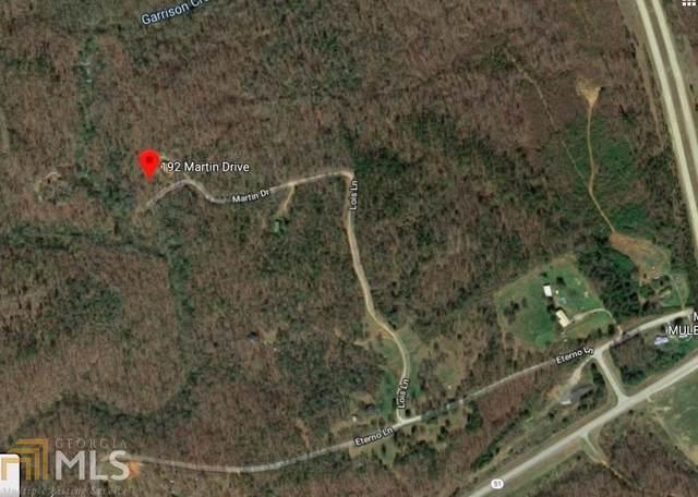 192 Martin Drive, Homer, GA 30547 (MLS #8646701) :: Buffington Real Estate Group