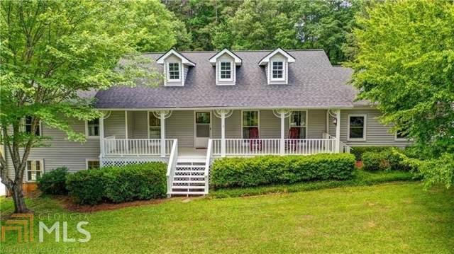 247-A Arbor Hill Road, Canton, GA 30115 (MLS #8646817) :: Buffington Real Estate Group