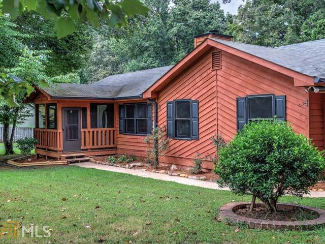 648 Lula Garrett Rd, Dawsonville, GA 30534 (MLS #8646894) :: Bonds Realty Group Keller Williams Realty - Atlanta Partners