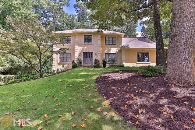 265 Old Tree Trce, Roswell, GA 30075 (MLS #8646933) :: The Heyl Group at Keller Williams
