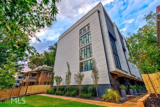 910 Ponce De Leon Ave #4, Atlanta, GA 30306 (MLS #8646940) :: The Heyl Group at Keller Williams