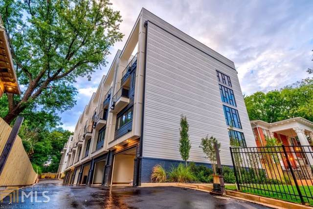 910 Ponce De Leon Ave #7, Atlanta, GA 30306 (MLS #8646998) :: The Heyl Group at Keller Williams