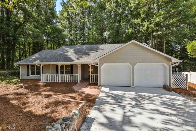 124 Glendale Drive, Peachtree City, GA 30269 (MLS #8647110) :: Keller Williams Realty Atlanta Partners