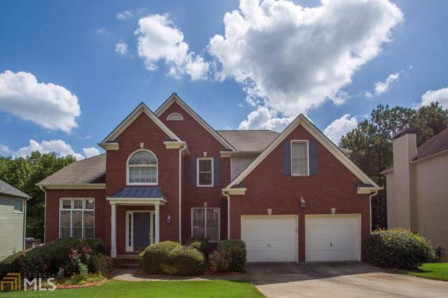 3915 Canterbury Walk Dr, Duluth, GA 30097 (MLS #8647139) :: Keller Williams Realty Atlanta Partners