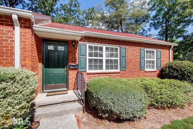 2910 Reed Street Se, Smyrna, GA 30080 (MLS #8647173) :: Bonds Realty Group Keller Williams Realty - Atlanta Partners