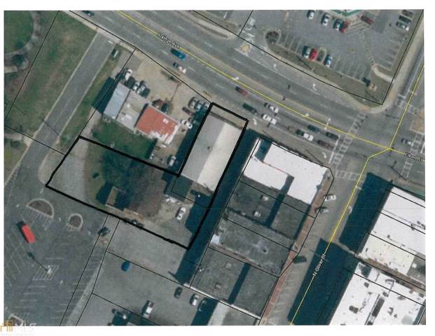 15 College Avenue, Elberton, GA 30635 (MLS #8647174) :: The Heyl Group at Keller Williams