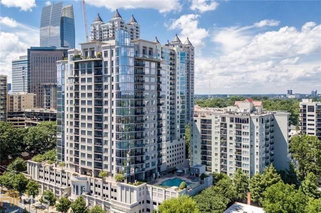 222 12th Street #1507, Atlanta, GA 30309 (MLS #8647291) :: Buffington Real Estate Group