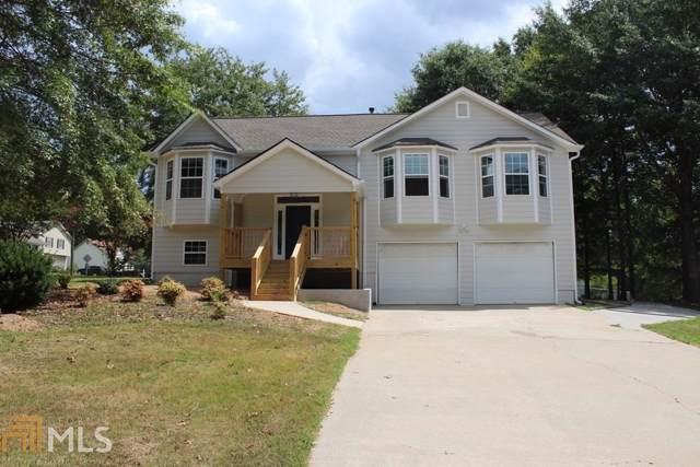 66 Grapevine Drive, Douglasville, GA 30134 (MLS #8647296) :: Buffington Real Estate Group