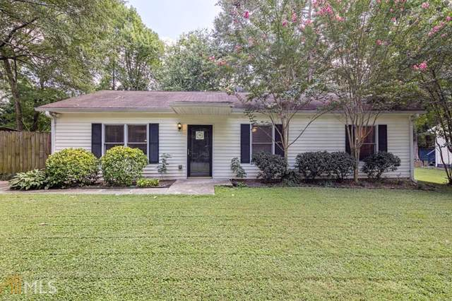421 Nesbit St, Norcross, GA 30071 (MLS #8647334) :: The Stadler Group