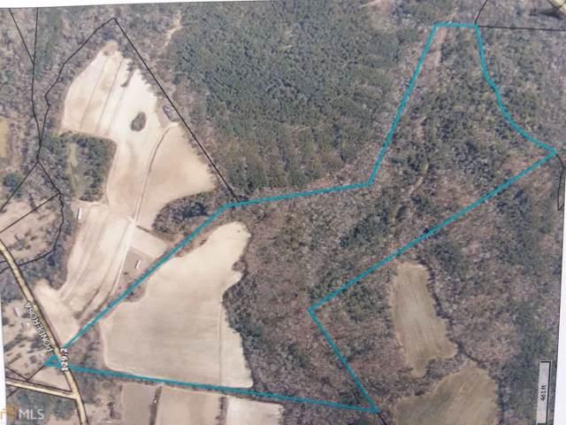 0 Ponderosa Rd, Statesboro, GA 30461 (MLS #8647367) :: RE/MAX Eagle Creek Realty