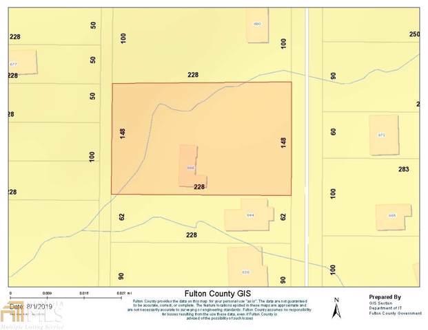 666 S Eugenia Pl, Atlanta, GA 30318 (MLS #8647387) :: RE/MAX Eagle Creek Realty