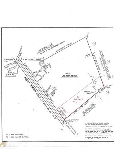 581 Mt. Moriah, Auburn, GA 30011 (MLS #8647390) :: RE/MAX Eagle Creek Realty