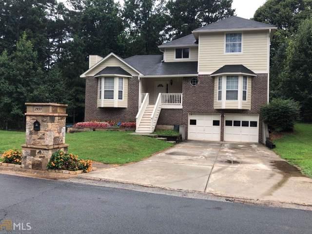 2935 Trotters Pointe Drive, Snellville, GA 30039 (MLS #8647396) :: The Stadler Group