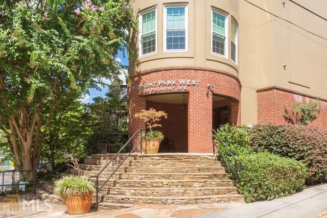 1029 Piedmont Avenue Ne #302, Atlanta, GA 30309 (MLS #8647455) :: Buffington Real Estate Group
