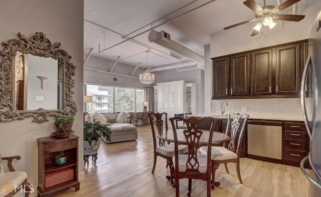 120 NE Ralph Mcgill # 412, Atlanta, GA 30308 (MLS #8647505) :: Buffington Real Estate Group