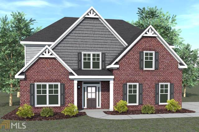 124 Standford Dr #7, Mcdonough, GA 30252 (MLS #8647508) :: The Realty Queen Team