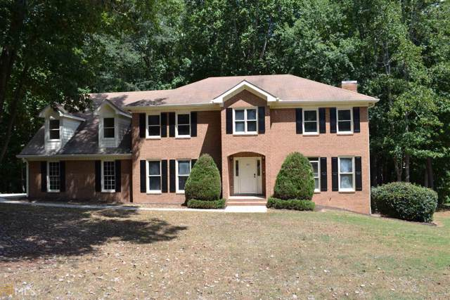 105 Largo Circle, Fayetteville, GA 30214 (MLS #8647513) :: Keller Williams Realty Atlanta Partners