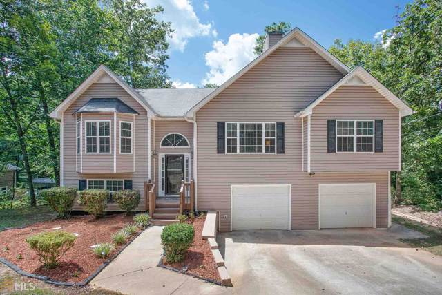 4619 South Seminole Drive, Douglasville, GA 30135 (MLS #8647594) :: The Heyl Group at Keller Williams