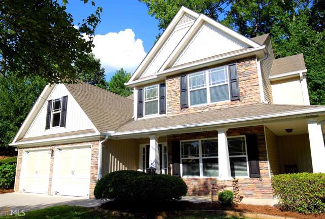 3602 Malcolm Manor #30, Kennesaw, GA 30144 (MLS #8647595) :: Buffington Real Estate Group
