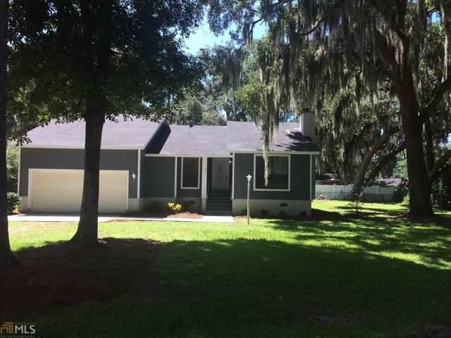 301 Ellis Point Way, Brunswick, GA 31520 (MLS #8647639) :: The Heyl Group at Keller Williams