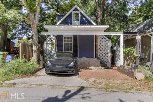 1018 Curran Street Nw, Atlanta, GA 30318 (MLS #8647665) :: Buffington Real Estate Group