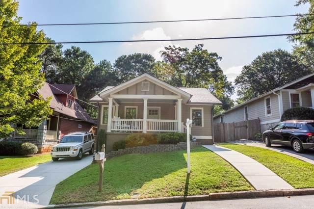 478 Pasley Ave, Atlanta, GA 30316 (MLS #8647684) :: Buffington Real Estate Group