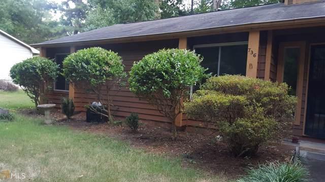 736 N Pointe Knoll Ct, Riverdale, GA 30274 (MLS #8647782) :: Anita Stephens Realty Group