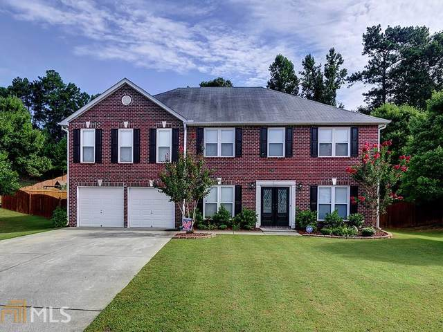 6434 Woodlore Trail Nw, Acworth, GA 30101 (MLS #8647829) :: Buffington Real Estate Group