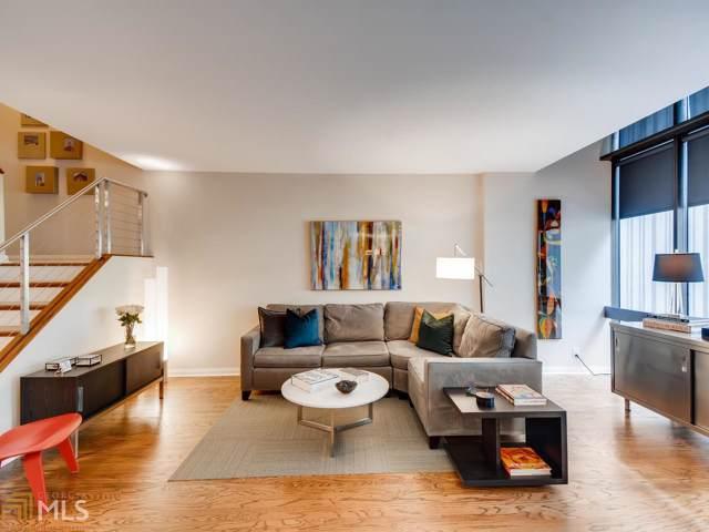 145 15th Street Ne #226, Atlanta, GA 30309 (MLS #8647860) :: Buffington Real Estate Group