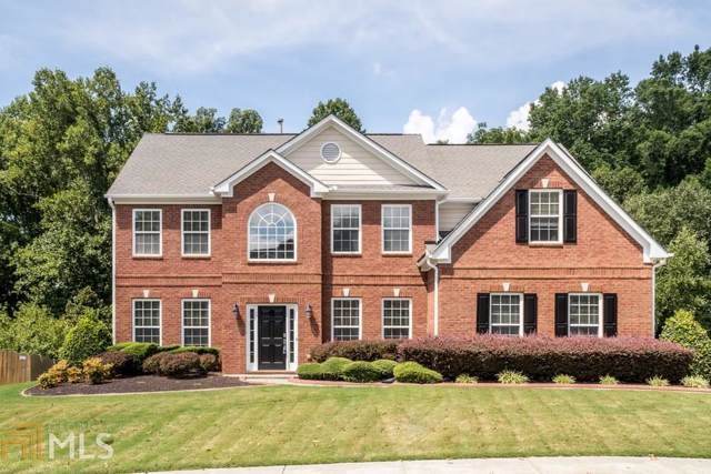 316 Meadowcrest Circle, Canton, GA 30115 (MLS #8647878) :: The Realty Queen Team
