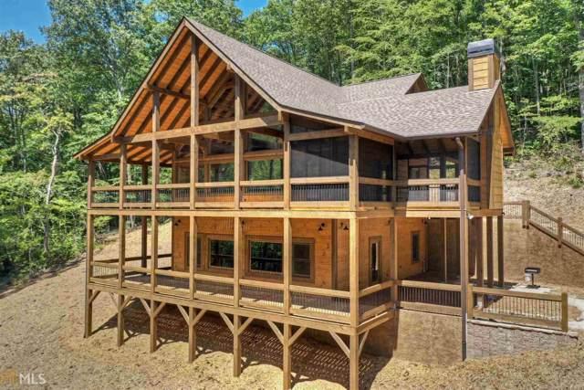 538 Mountain Falls Loop, Ellijay, GA 30540 (MLS #8647911) :: Buffington Real Estate Group