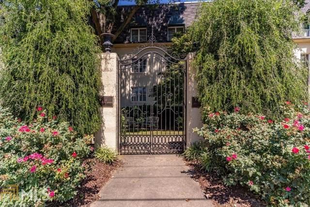 1230 Piedmont Ave #301, Atlanta, GA 30309 (MLS #8648269) :: Athens Georgia Homes