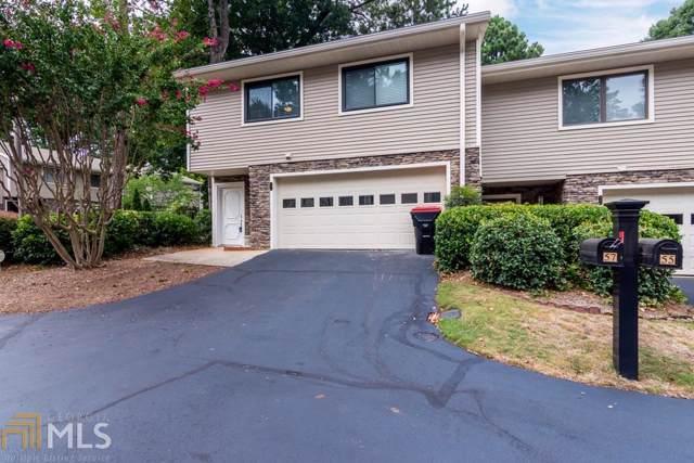57 Basswood Cir, Sandy Springs, GA 30328 (MLS #8648450) :: Athens Georgia Homes