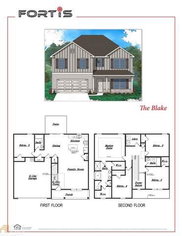 512 Knollwood #107, Griffin, GA 30224 (MLS #8648542) :: Rettro Group