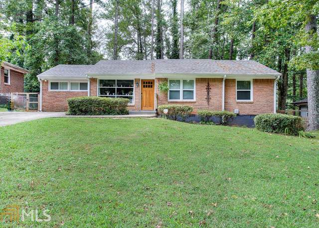 1707 San Gabriel Ave, Decatur, GA 30032 (MLS #8649270) :: RE/MAX Eagle Creek Realty