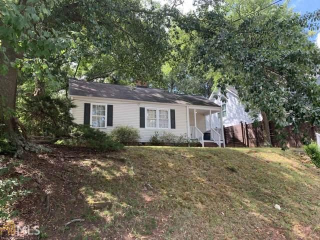 336 Old Clay St, Marietta, GA 30060 (MLS #8649525) :: The Heyl Group at Keller Williams