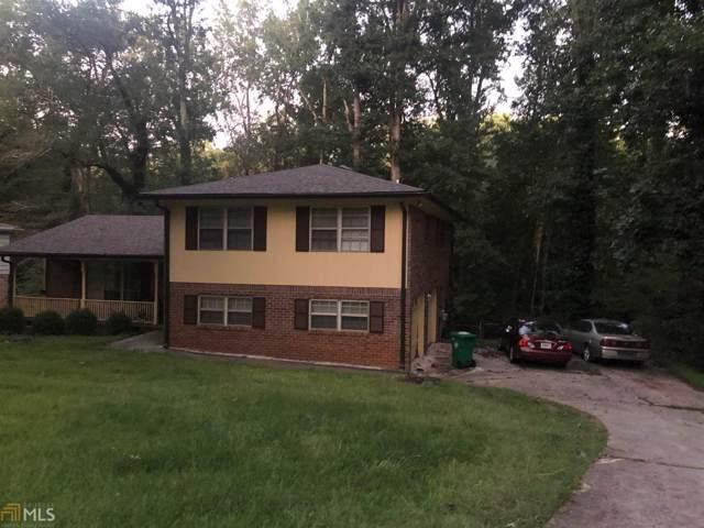 4188 Indian Manor Dr, Stone Mountain, GA 30083 (MLS #8649823) :: Team Cozart