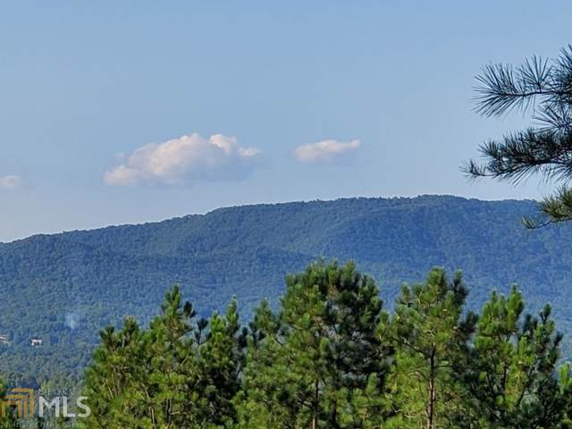Lot 28 Loftis Mountain, Blairsville, GA 30512 (MLS #8649924) :: Buffington Real Estate Group