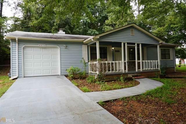 2872 Old South Dr, Jonesboro, GA 30236 (MLS #8650516) :: Rettro Group