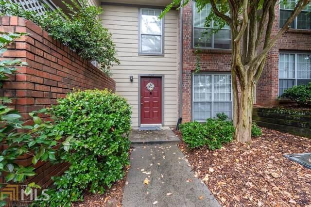 1248 Weatherstone Dr, Atlanta, GA 30324 (MLS #8650542) :: Team Cozart