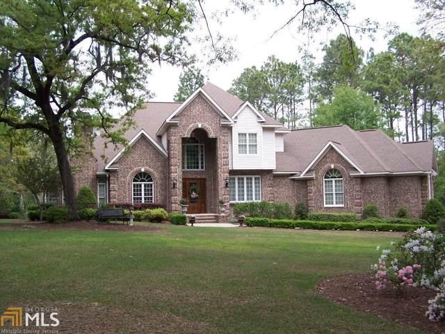 107 Plantation Trl, Statesboro, GA 30458 (MLS #8650657) :: RE/MAX Eagle Creek Realty